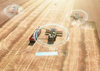 мониторинг сельскохозяйственной техники